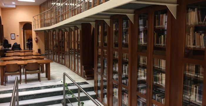 La Bibilioteca de Temas Salmantinos ya en la Red de Bibliotecas de la Junta