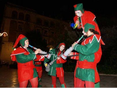 Los 'Duendes de Navidad' alegrarán las calles a partir de hoy