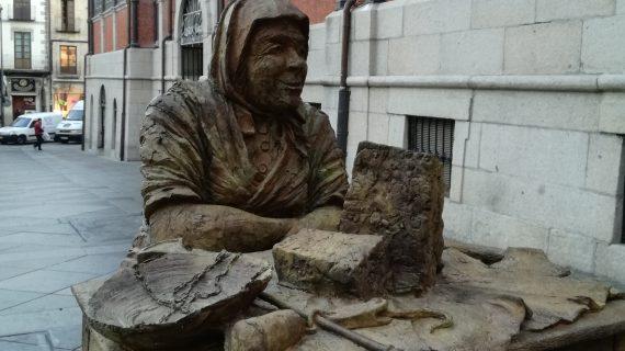 Las turroneras de La Alberca ya tienen su reconocimiento en la ciudad