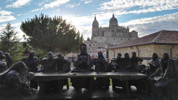 Salamanca acoge de nuevo una muestra de Venancio Blanco