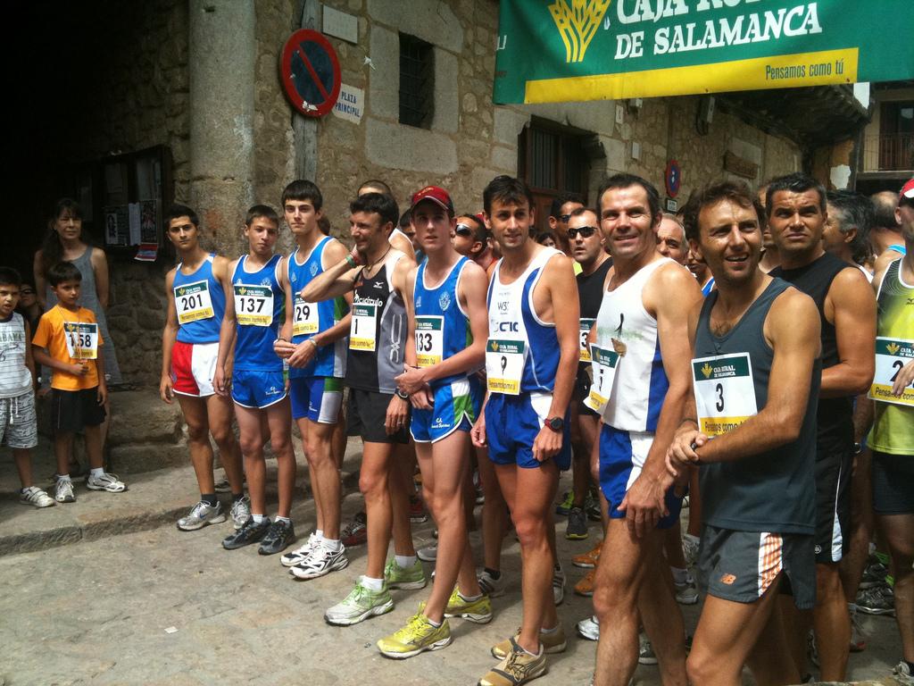 La Aldehuela inaugura un nuevo circuito de 'running'