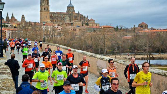 Presentada la edición de la Media Maratón 'Ciudad de Salamanca'