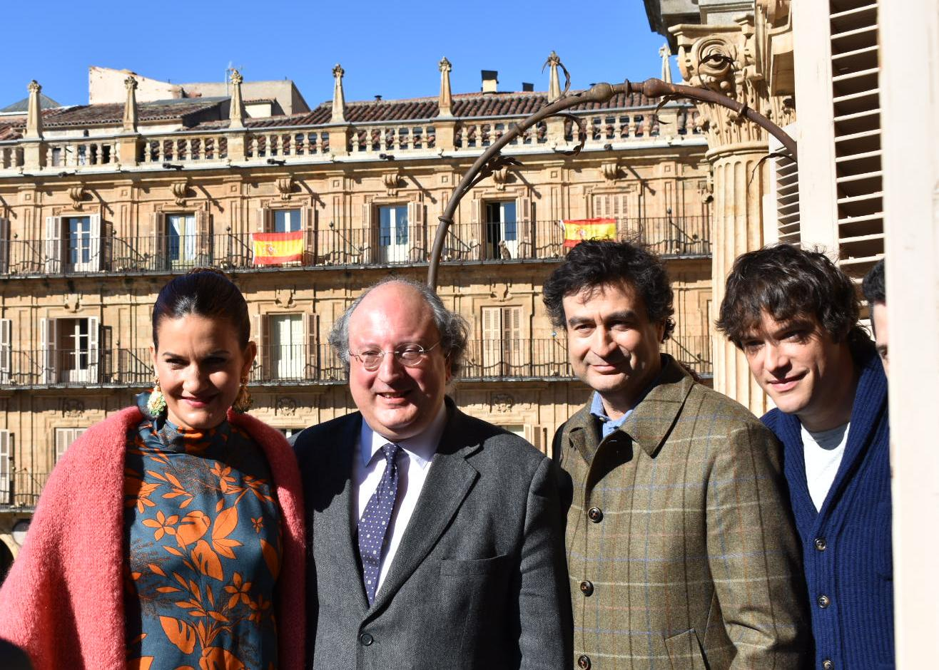Master Chef graba en Salamanca para la próxima temporada de su programa