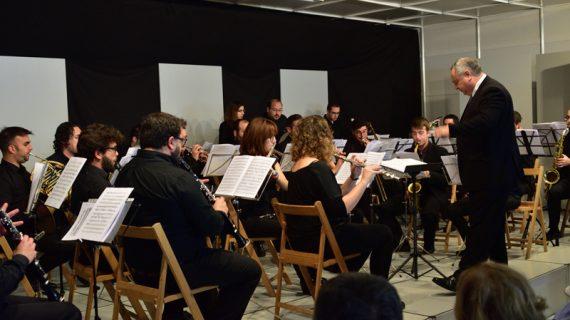 La Banda Municipal de Música de Salamanca, en concierto en el Liceo