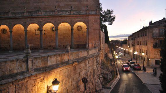 Salamanca se suma a la 'Hora del Planeta'