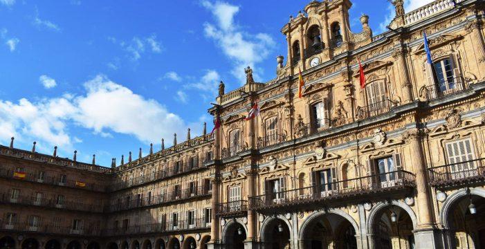 La Junta financia con más de 8,6 millones de euros a las entidades locales de Salamanca
