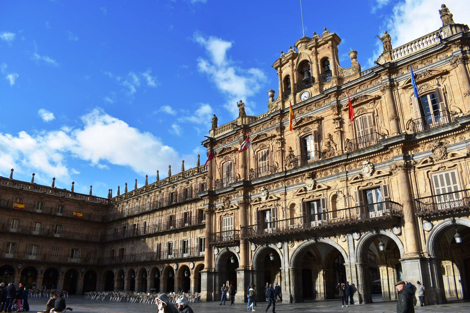 En marzo se estrena una nueva edición de las visitas guiadas 'Paseos por Salamanca'