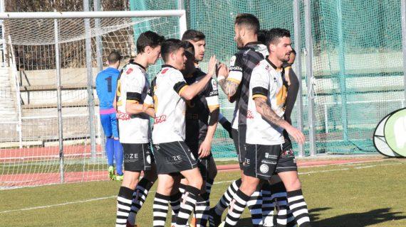Unionistas vuelve a la senda de la victoria con una goleada (4-1) al CD San José