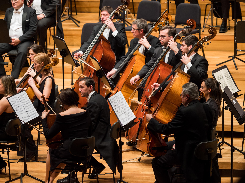 La Orquesta Sinfónica de Castilla y León homenajea a la Universidad de Salamanca