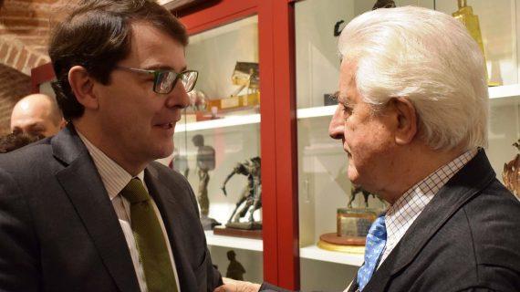 La AFA pone en marcha con la visita al Museo Taurino su plan de actividades 'Ocio compartido'
