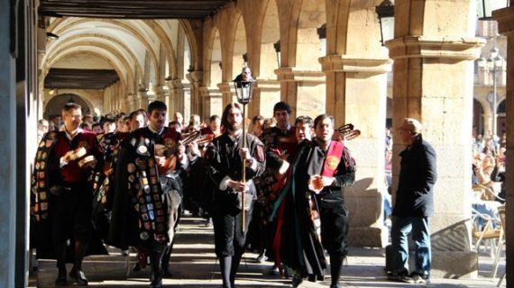 La Tuna Universitaria de Salamanca, mejor instrumentación del V Certamen Tunas 'Ciudad de Plasencia'