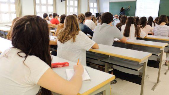 Aumenta el porcentaje de aprobados en las PAU para mayores de 25