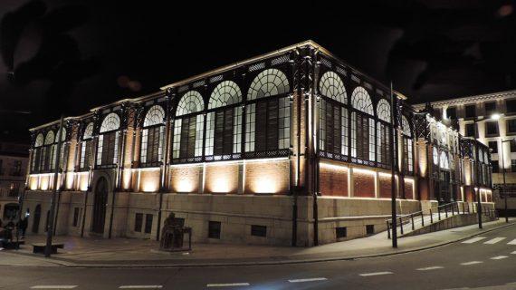 El Mercado Central contará con nuevas vidrieras artísticas