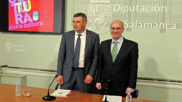 La Diputación de Salamanca aportará 400.000 euros para nuevas ayudas culturales a municipios