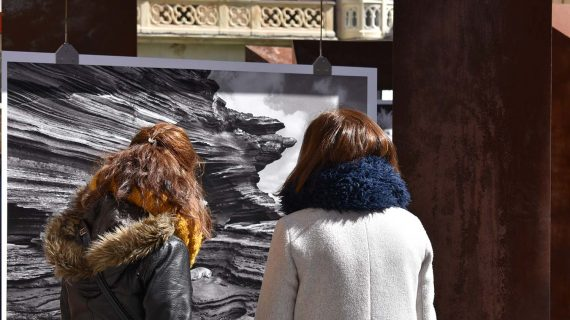 Arte en las calles de Salamanca