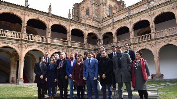 Mañueco: 'la concesión a Salamanca del título de Ciudad Patrimonio de la Humanidad cambió su historia'