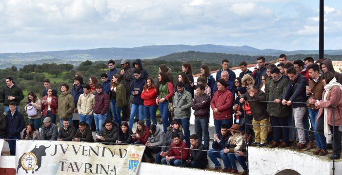 La Juventud Taurina de Salamanca, día de convivencia con Ginés Marín