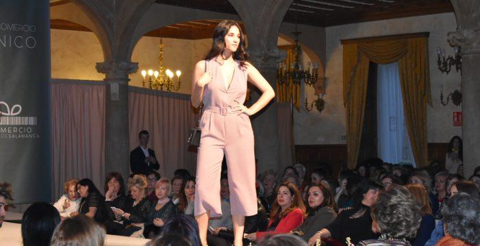Salamanca desfila 'a la moda'