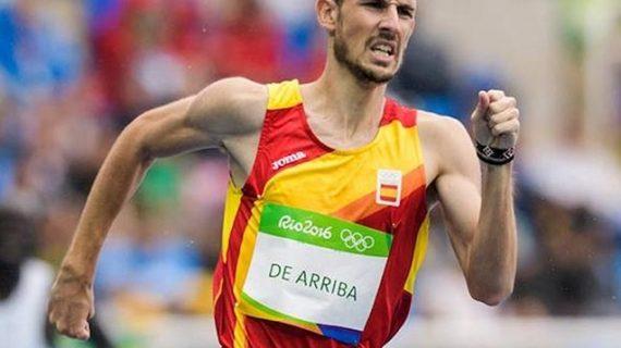El salmantino Álvaro de Arriba, 5º en la final del Mundial de Atletismo
