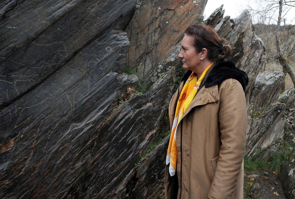 Siega Verde, primer yacimiento en recibir el distintivo de 'Patrimonio Rupestre Europeo'