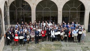 222 alumnos reciben los Premios Extraordinarios de Grado, Máster y Doctorado