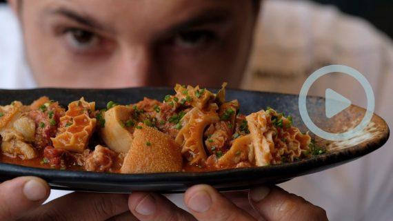 Conocemos la receta de los mejores callos del mundo, los del 'Mesón de Gonzalo'