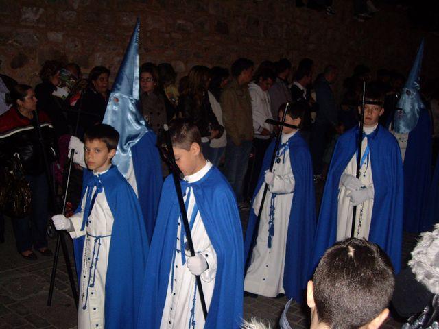 Arranque de la Semana Santa con el Viernes de Dolores