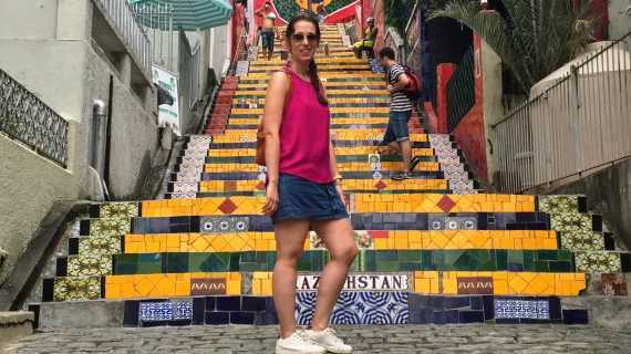 Isabel Martín: 'Cuando decides irte, hacer las maletas, ya sabes cuáles son las renuncias'