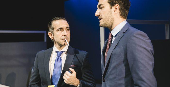 Pepe Ocio: 'Smoking Room' hace que la gente salga reflexionando del teatro'