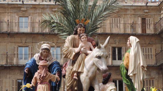 Cortes de tráfico y recorridos de las procesiones del fin de semana