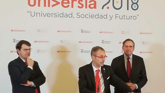 Salamanca, capital mundial de la educación superior