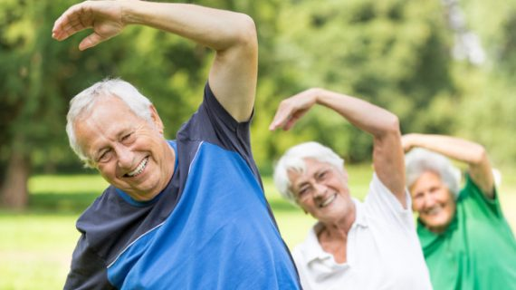 La Diputación convoca nueva edición del 'Curso deportivo para mayores'