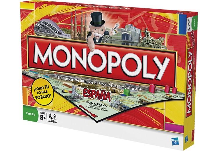 Salamanca, nueva casilla del Monopoly