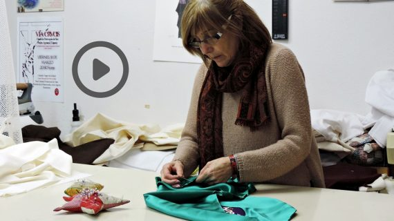 Cristina Domínguez: un talento al servicio del cofrade