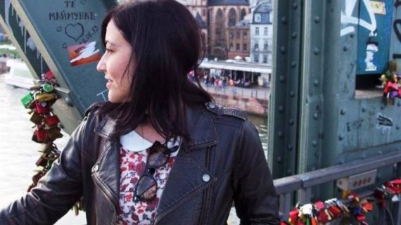 Noa Benito: 'Cuando llegué a Alemania no sabía más que decir 'Danke'