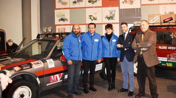 Presentada una nueva edición del Rally 'Sans Frontieres' que saldrá desde Salamanca