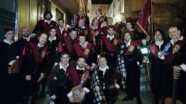 La Tuna Universitaria de Salamanca gana el Certamen Nacional 'Año Jubilar Teresiano'
