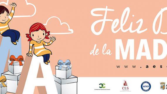 AESCO se suma a la celebración del Día de la Madre para incentivar las ventas