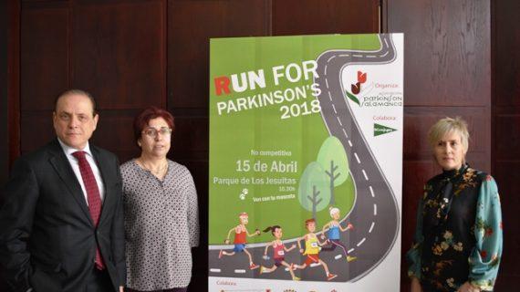 Salamanca correrá para vencer al Parkinson