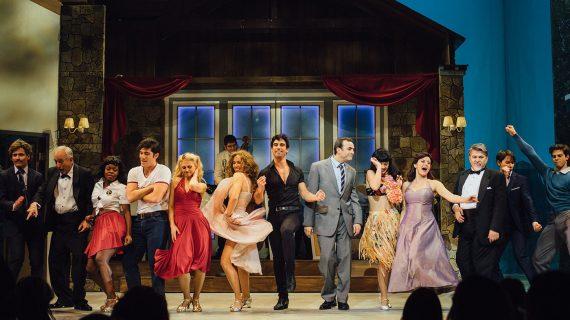 El exitoso musical 'Dirty Dancing' estará en Salamanca