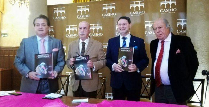 """Emocionado recuerdo a 'Canito' en la presentación de la revista """"Helmántica"""""""