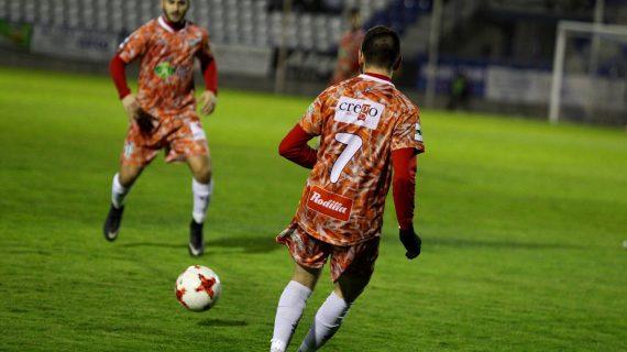 El Guijuelo empata en partido vital en Pontevedra