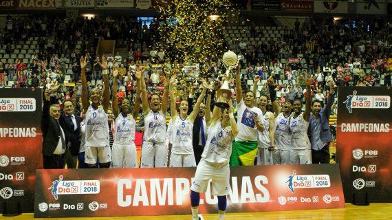 Perfumerías Avenida quiere la Copa en Salamanca