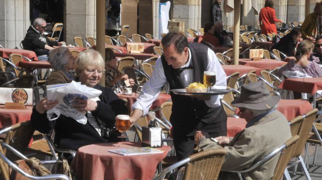 Nueva caída del paro en la provincia de Salamanca