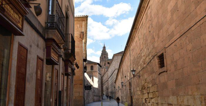 La Calle Compañía, entre las más bonitas de España