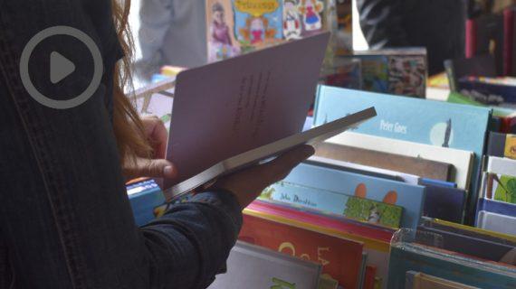 El 'Día del Libro', todo un éxito de participación y ventas