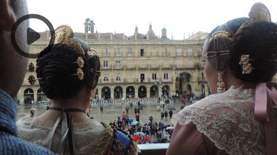 Salamanca vibró con Las Fallas