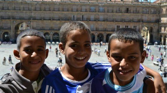 """Ángeles Giménez: """"El vínculo que se genera con estos niños merece todo esfuerzo posible"""""""
