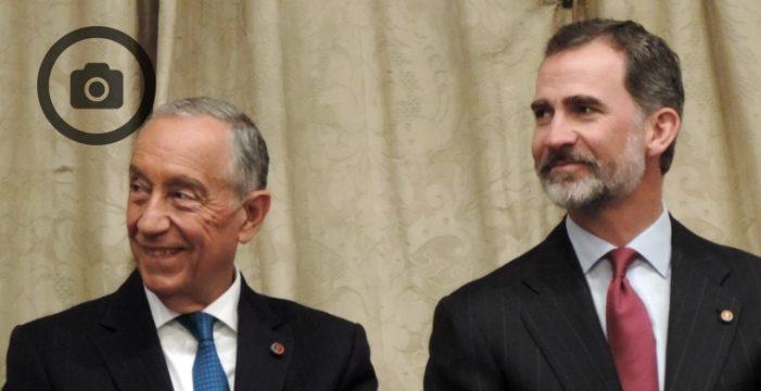 España y Portugal estrechan lazos en el incomparable marco del Paraninfo de la Universidad de Salamanca