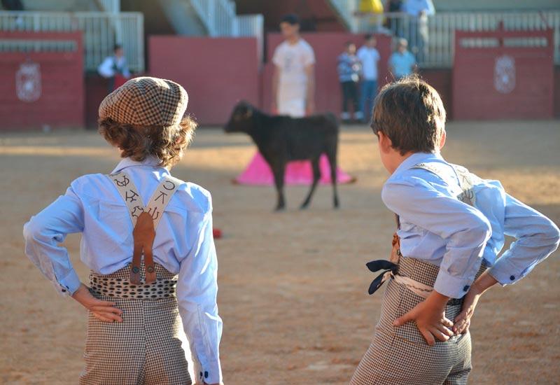 La Diputación de Salamanca programa 39 festejos para los alumnos de la Escuela
